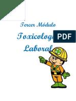 Modulo 3 -TOXICOLOGÍA LABORAL