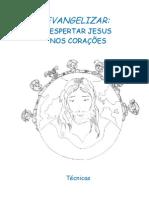 apostila_técnicas para evangelizar