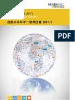 自然エネルギー世界白書 2011 日本語版