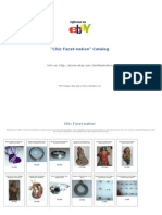 Chic Facet Nation Jewelry Catalog