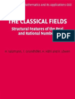 The Classical Fields