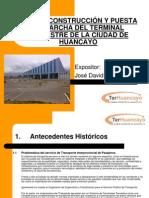 Terminal Terrestre Huancayo