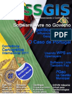 Revista FOSSGIS Brasil Ed 03 Setembro 2011