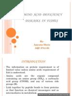 Amino Acid Ppt