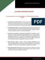Argumentos I DIA DE ESPAÑA AWC
