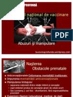 Programul National de Vaccinare v3 Alba