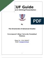GC Format-Final Guide 12.11.11