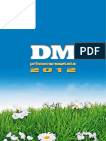 Catalogo DM estate 2012
