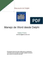 Word Desde Delphi