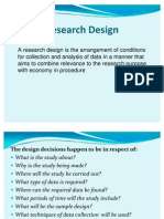 Research Design1