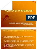Workover Operations