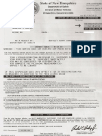 License Suspended Scan