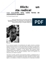 Ivan Illich Un Utopista Radical