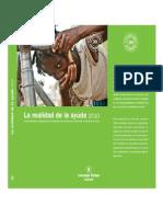 La Realidad de la Ayuda al Desarrollo 2010