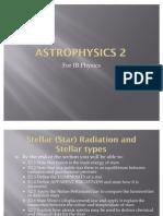 Astrophysics 2
