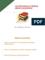 EDU 276-Comprehension Power Point