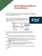 Como Insertar Botones Flash en Dream Weaver