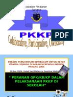 Peranan Gpk-kb-kp Dlm Pkkp