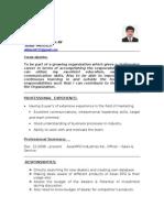 Akhtar Resume