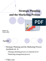 02 Strategic Planning and Marketing Process