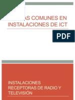 AVERÍAS COMUNES EN INSTALACIONES DE ICT