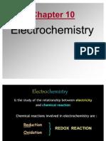 10 ELECTROCHEMISTRY