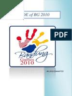 Guide of BG 2010 new