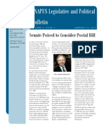 eNAPUS Legislative and Political Bulletin