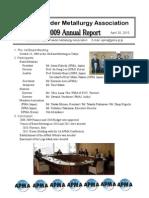 2009 APMA Report