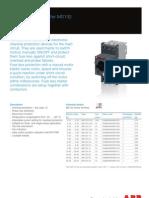ManualMotorProtectors-TypeMS132