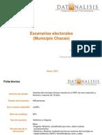 Encuesta Datanalisis Municipio Chacao Enero 2012 Completa