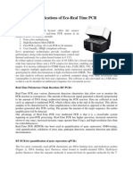EcoRTPCR Applications