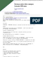 [firebase-br] Diferença entre dois campos timestamp em formato HH_mm