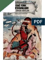 Eski Türk Destanları ve Orhun Anıtları
