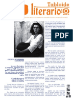 Tabloide Literario No. 19 - Leonora Carrongton