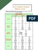 TERMINACOES verbos