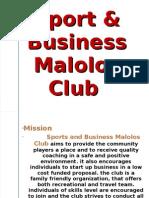 SBMC Community Presentation