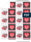 Valentines Day Printable Set by Wanessa Carolina Creations