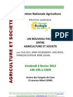 invitation convention agri EELV 3 février Caen-1