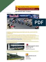 Jadwal Lengkap MotoGP 2011 Terbaru