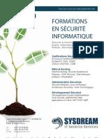 Catalogue Web Sysdream2010