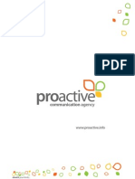 ProActive Presentation v10
