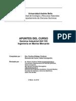Apuntes Del Curso QUI103 IMM 2011