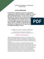 Aplicaciones Del Cadmio en La Industria Aliment Aria