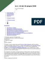 Legge Regionale n 14.2008 - Regione Piemonte Valorizzazione Paesaggio