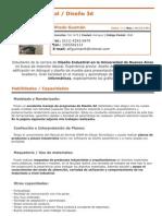 CV Alfredo Guzmán
