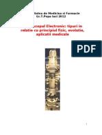 Microscopul Electronic