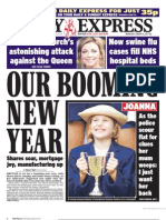 Daily Express 2011.01.05