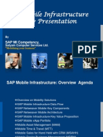 SAP Netweaver Mobile Overview