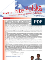 La p'tite Polska 6 Janvier Février 2012